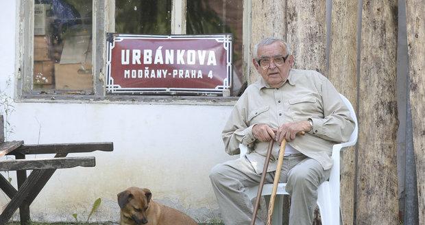 První manžel Nadi Urbánkové Karel Urbánek