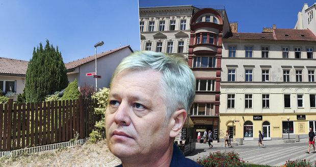 Zakladatel H-Systemu tunelář Smetka: Obral lidi o stamiliony, adresu má u Václaváku