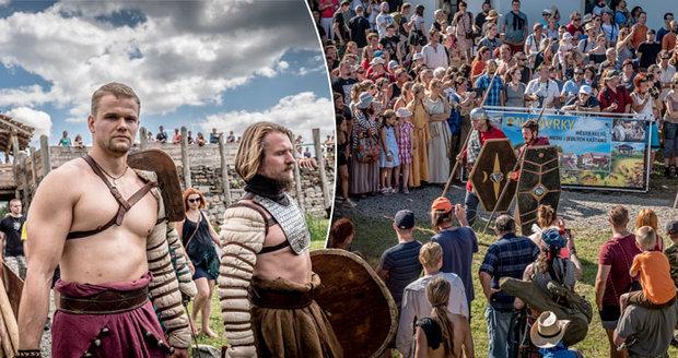 Keltové dorazí do Česka! Propadnout jim můžete na víkendovém festivalu Lughnasad
