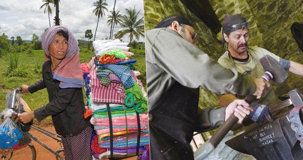 Surinamec i Džibuťan. Migranti se v Česku činí, práci tu najdou čtyři z pěti
