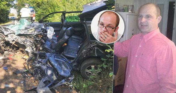 Bolestná zpověď Lukáše: Bráchu mi zabil opilec za volantem