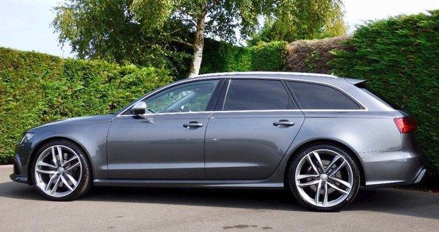 Audi prince Harryho je na prodej za 2 miliony.