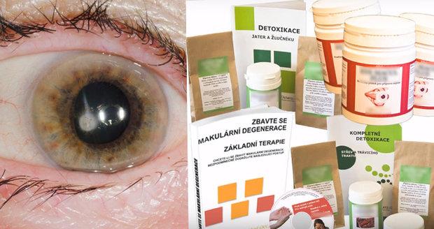 Šmejdi obírají slepnoucí. Slibují jim vyléčení zraku, kúra stojí přes 8 tisíc