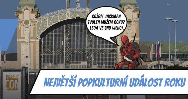 V září se má na Výstavišti uskutečnit megalomanská komiksová akce PragueCon. Kvůli problémům pořadatelů však její realizace není vůbec jistá.