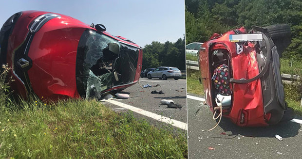 Rough accident of Czechs in Croatia: three times over the roof, then hell in the hospital, Nikola described