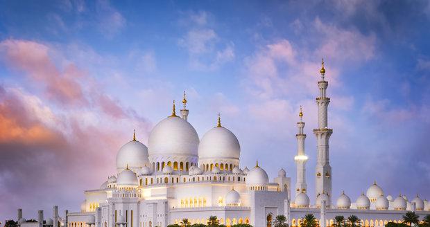 Velká mešita šejka Zayeda