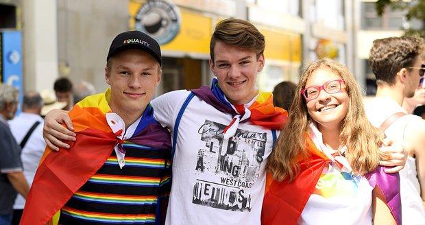 Proč přišli na Prague Pride?