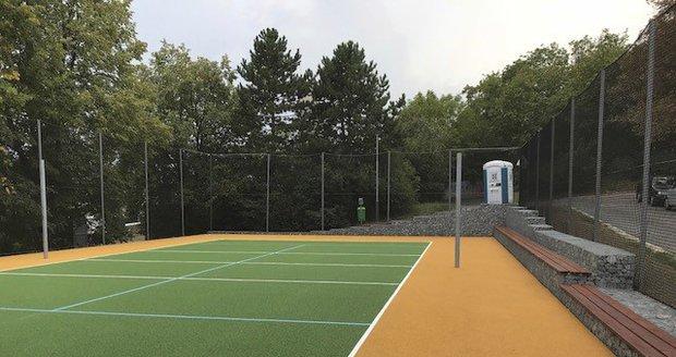 V Horních Počernicích přes léto zrekonstruovali čtyři sportovní hřiště. (Ilustrační foto)