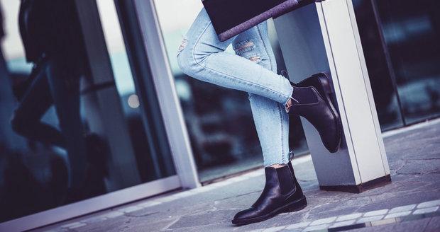 Boty, které budou trendy na podzim: Těšte se na pohodlí i retro!