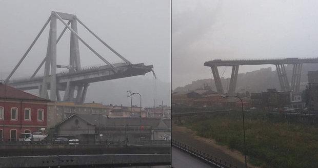 Tajné záběry pádu mostu v Janově: 43 lidí zemřelo během 14 sekund!