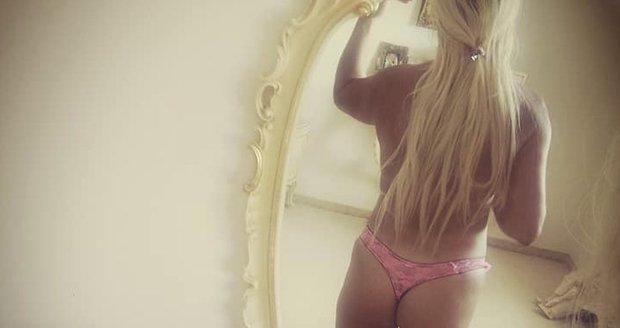 Monika Štiková na sociální síť pověsila snímky, které mají dokázat, jak hubne.