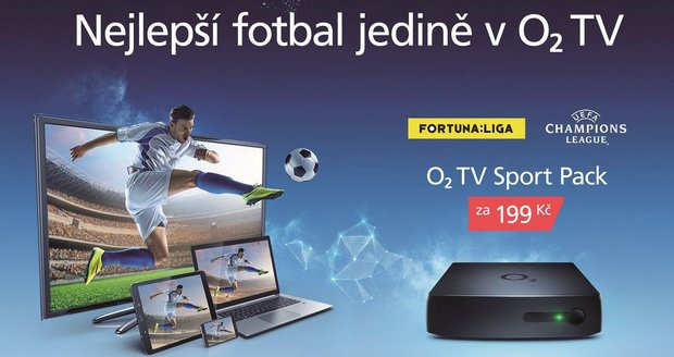 Hvězdná Liga mistrů s O2 TV Sport Pack