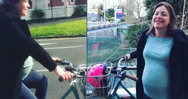 Ministryně sama sebe odvezla do porodnice: Na kole! Rodila jako premiérka