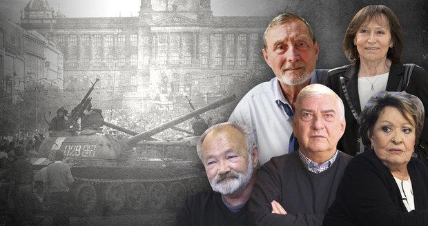 50 let od okupace: Krampolovi hrozilo zastřelení! Tajný převoz Kubišové sanitkou
