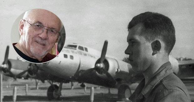 """Příběh českého uprchlíka. """"Nepatřím nikam,"""" říká Joe. Před 70 lety prchl komunistům do USA"""
