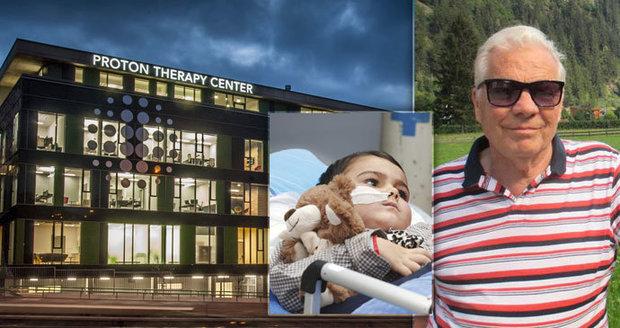 Brit (74) se po vzoru Ashyi Kinga přijel léčit do Prahy: Rakoviny prostaty ho zbavili za měsíc