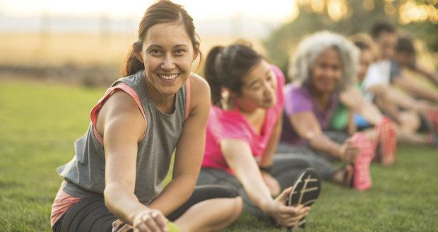 Motivujme lidi k pohybu, vyzývá odborník. Navrhuje pojišťovnám slevy a bonusy