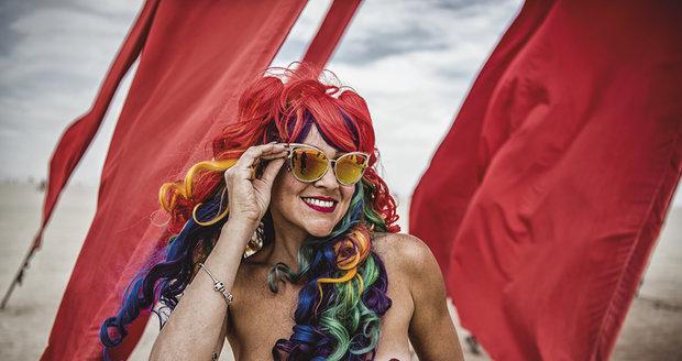Burning Man je festival plný svobody.
