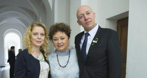 Ordinace v růžové zahradě 2: Svatba Jany Bouškové a Vlastimila Zavřela
