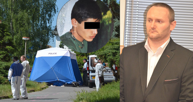Střelec z Chomutova uspěl s odvoláním: Za vraždu Roma si odpyká 7 let!