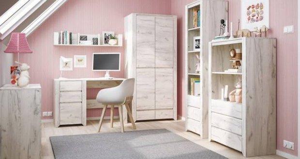 Vytvořte svému školákovi pohodlné a zároveň hezké místo na učení. fef9ad1fd19