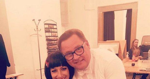 Daniela Šinkorová a Václav Kopta ve StarDance