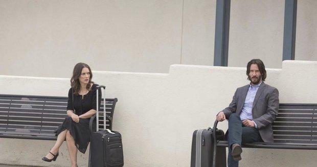 Winona Ryder a Keanu Reeves v nové komedii Ten pravý, ta pravá?