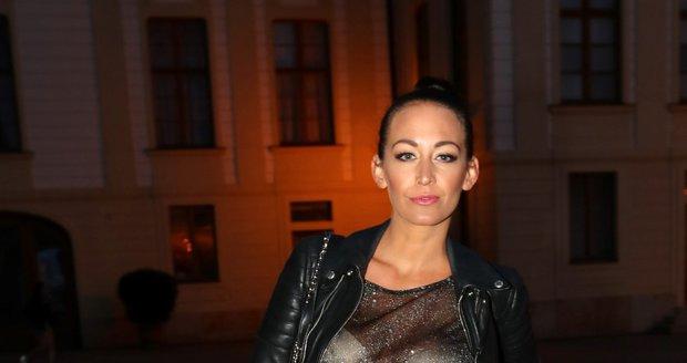 Finále soutěže Elite Model Look 2018 - Agáta Prachařová.
