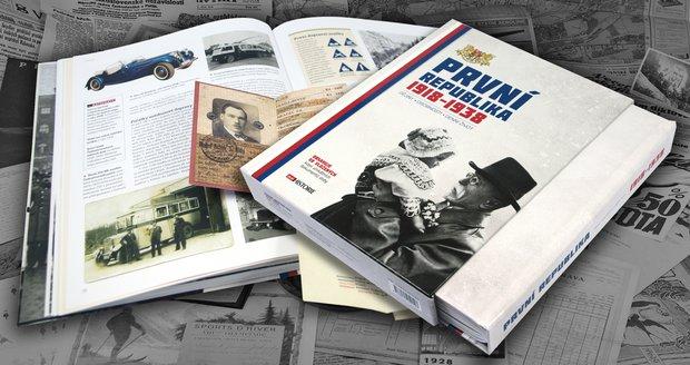 Recenze: První republika 1918–1938 je výjimečným průvodcem časy, které si můžete osahat