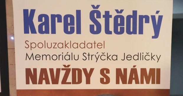 Vzpomínka na Karla Štědrého