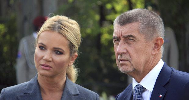 Monika Babišová rezignovala ze společnosti, která vlastní Čapí hnízdo