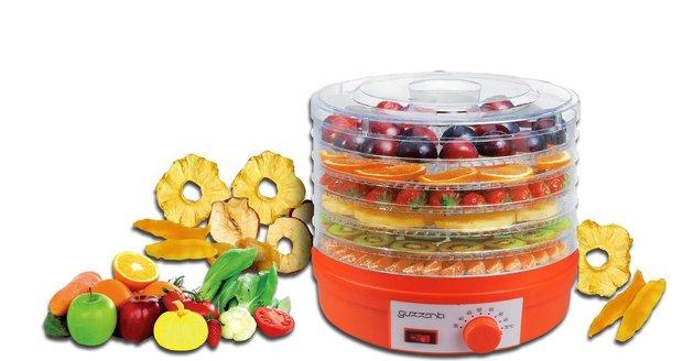 Sušička potravin Guzzanti GZ 509, cena od 1 176 Kč