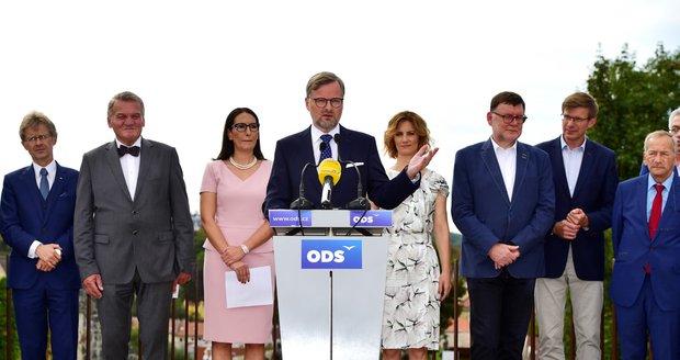 """""""Jak v Okrese na severu."""" Fiala se obul do Babiše a zahájil horkou kampaň ODS"""