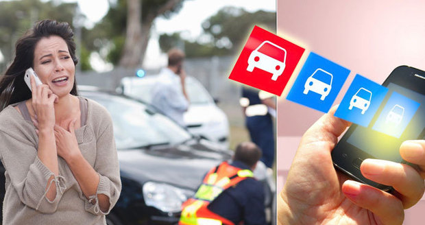 V některých zemích policie k nehodám vůbec nepřijíždí.