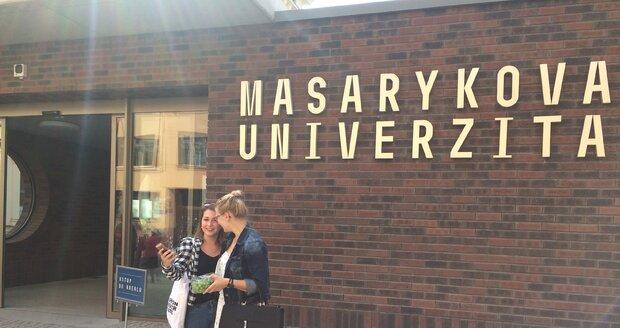 Převrat na Masarykově univerzitě: Mění systém studia, počet oborů snižuje o třetinu