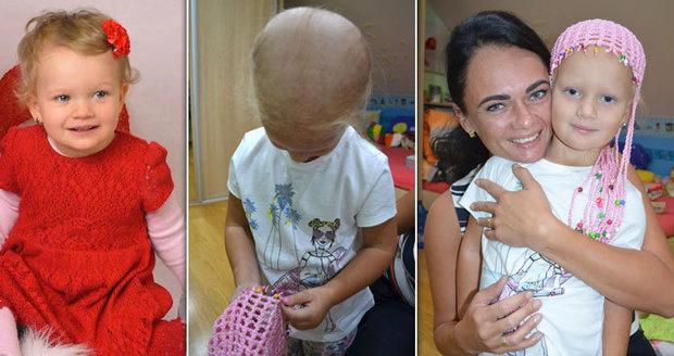 Ellenka (4) se ztratila rodičům na dovolené a dostala šok: Z hrůzy přišla o vlásky!