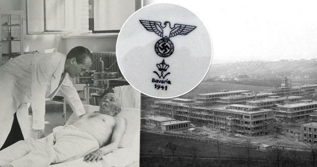 Thomayerova nemocnice slaví 90 let. Lazaret si z ní dělali nacisté i Sověti