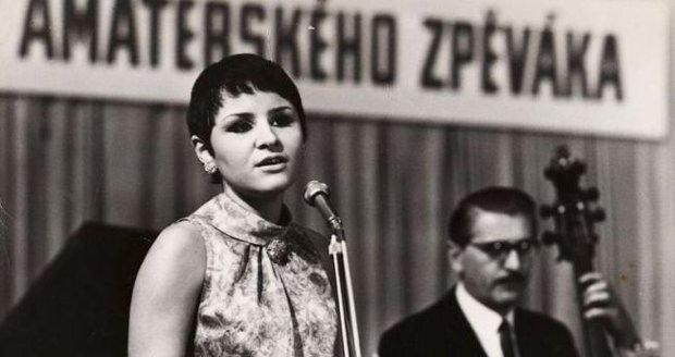 1967 - Jitka Zelenková vyhrála první pěveckou soutěž