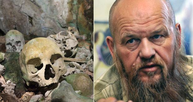 Zemřelý malíř Libor Vojkůvka (†71): Nesežrali ho kanibalové, zabila ho rakovina!