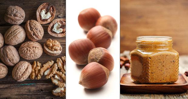 Léčivé a delikátní! Takové jsou ořechy z českých zahrádek