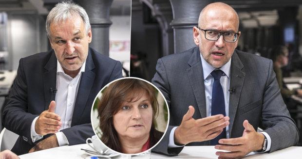 "Babišův kandidát peskoval Šojdrovou za syrské sirotky. ""Mischa Al Šojdr,"" překřtil ji"