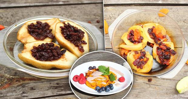 Fit podzimní recepty, které zahřejí a výborně chutnají.
