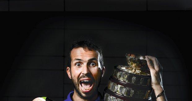 Tenista Radek Štěpánek se chystá na velkolepou rozlučku s kariérou.
