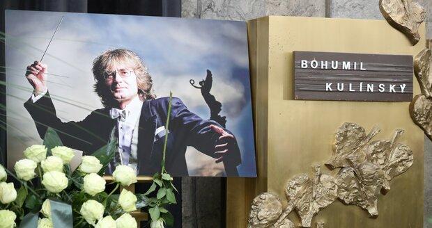 Pohřeb Bohumila Kulínského