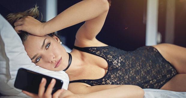 Fotíte se ráda nahá? Takhle s vašimi fotkami naloží vaši ex!