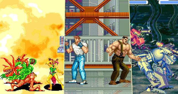 Capcom Beat 'Em Up je parádní kompilací retro mlátiček ze staré školy.