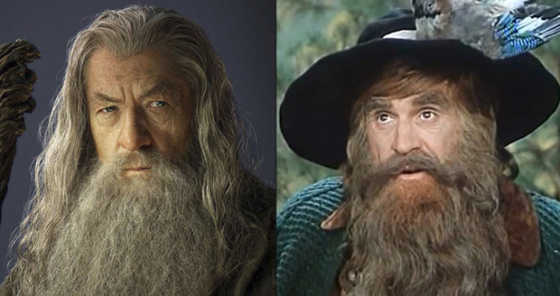 Gandalf od Tolkiena má české kořeny: Historik v čaroději našel Krakonoše