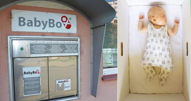 V babyboxu v Praze 6 našli novorozené miminko, dostalo jméno Filípek. (ilustrační foto)