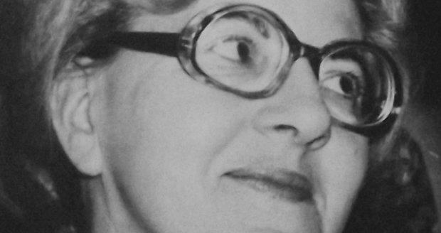 Věra Heroldová-Šťovíčková: Události roku 1968 komentovala v rozhlase, kam se už nikdy nevrátila
