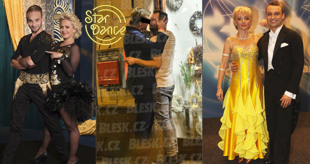 Největší skandály ve StarDance: Líbačka Dědíka s chlapem, Žilková letěla omylem a prsa Bittnerové!